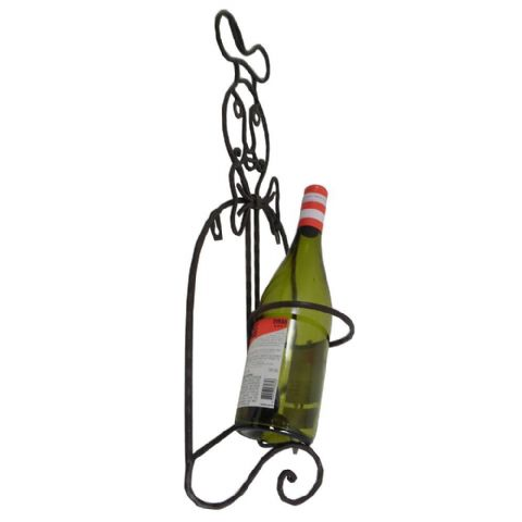 Chef Shaped Cooking Wine & Sherry Bottle Holder